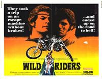 Wild Riders - 11 x 14 Movie Poster - Style D