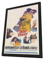 Wild River - 11 x 17 Movie Poster - Style A - in Deluxe Wood Frame