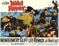 Wild River - 22 x 28 Movie Poster - Half Sheet Style A