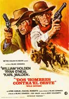Wild Rovers - 11 x 17 Movie Poster - Spanish Style B