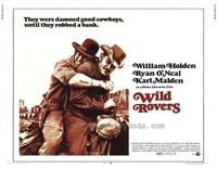 Wild Rovers - 11 x 14 Movie Poster - Style A