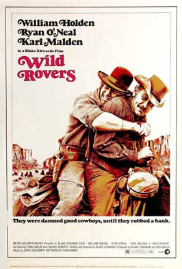 Wild Rovers - 11 x 17 Movie Poster - Spanish Style A