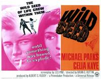 Wild Seed - 11 x 14 Movie Poster - Style A