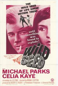 Wild Seed - 27 x 40 Movie Poster - Style A
