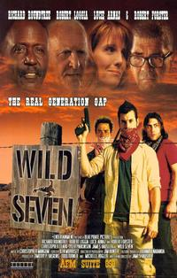 Wild Seven - 27 x 40 Movie Poster - Style A