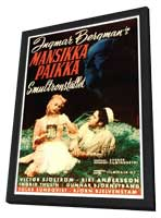 Wild Strawberries - 27 x 40 Movie Poster - Swedish Style A - in Deluxe Wood Frame