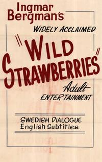 Wild Strawberries - 11 x 17 Movie Poster - Style A