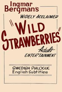 Wild Strawberries - 27 x 40 Movie Poster - Style A