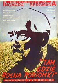 Wild Strawberries - 11 x 17 Movie Poster - Polish Style A
