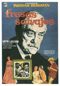 Wild Strawberries - 11 x 17 Movie Poster - Spanish Style A