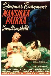 Wild Strawberries - 11 x 17 Movie Poster - Swedish Style B