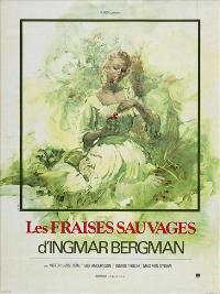 Wild Strawberries - 11 x 17 Movie Poster - French Style A