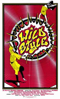 Wild Style - 11 x 17 Movie Poster - Style A
