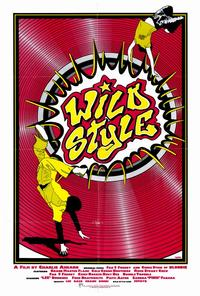 Wild Style - 27 x 40 Movie Poster - Style A