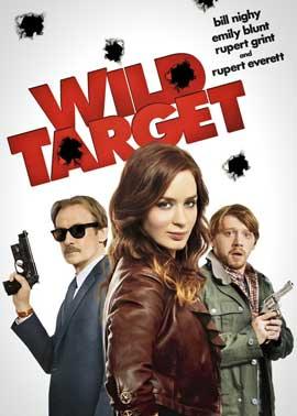 Wild Target - 11 x 17 Movie Poster - UK Style B