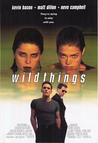 Wild Things - 27 x 40 Movie Poster - Style B