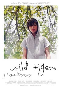 Wild Tigers I Have Known - 11 x 17 Movie Poster - German Style A