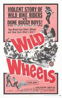 Wild Wheels - 11 x 17 Movie Poster - Style A