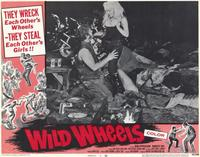 Wild Wheels - 11 x 14 Movie Poster - Style A