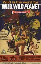 Wild, Wild Planet - 11 x 17 Movie Poster - Style B