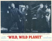 Wild, Wild Planet - 11 x 14 Movie Poster - Style A