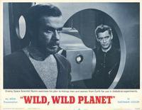Wild, Wild Planet - 11 x 14 Movie Poster - Style B