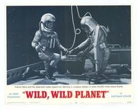 Wild, Wild Planet - 11 x 14 Movie Poster - Style C