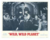 Wild, Wild Planet - 11 x 14 Movie Poster - Style D