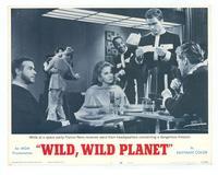Wild, Wild Planet - 11 x 14 Movie Poster - Style E