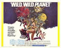 Wild, Wild Planet - 11 x 14 Movie Poster - Style F