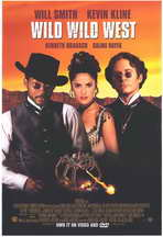 Wild Wild West - 11 x 17 Movie Poster - Style B