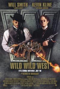 Wild Wild West - 11 x 17 Movie Poster - Style A