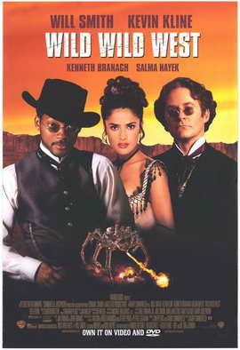 Wild Wild West - 11 x 17 Movie Poster - Style B
