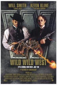 Wild Wild West - 27 x 40 Movie Poster - Style A