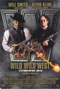 Wild Wild West - 43 x 62 Movie Poster - Bus Shelter Style A