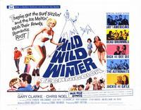 Wild Wild Winter - 11 x 14 Movie Poster - Style B