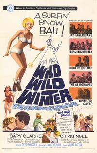 Wild Wild Winter - 11 x 17 Movie Poster - Style A