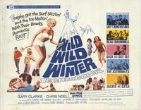 Wild Wild Winter - 22 x 28 Movie Poster - Half Sheet Style A