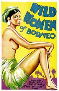 Wild Women of Borneo - 27 x 40 Movie Poster - Style A