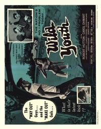 Wild Youth - 22 x 28 Movie Poster - Half Sheet Style A