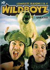 Wildboyz - 11 x 17 TV Poster - Style A