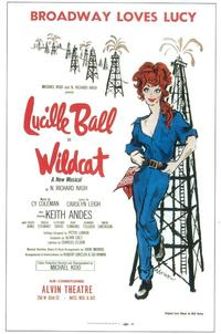 Wildcat (Broadway) - 27 x 40 Movie Poster