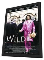 Wilde - 11 x 17 Movie Poster - Style A - in Deluxe Wood Frame