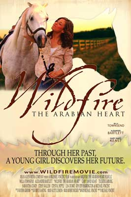 Wildfire: The Arabian Heart - 43 x 62 Movie Poster - Bus Shelter Style A