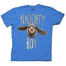 Wilfred (TV) - Naughty Boy Blue T-Shirt