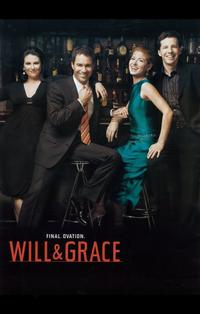Will & Grace (TV) - 11 x 17 TV Poster - Style A