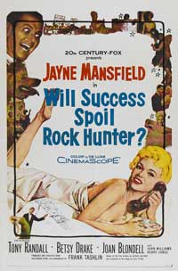 Will Success Spoil Rock Hunter? - 27 x 40 Movie Poster - Style B