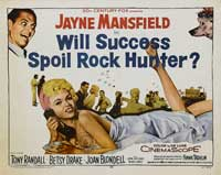 Will Success Spoil Rock Hunter? - 22 x 28 Movie Poster - Half Sheet Style A