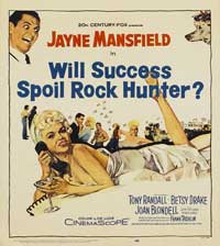 Will Success Spoil Rock Hunter? - 11 x 17 Movie Poster - Style C