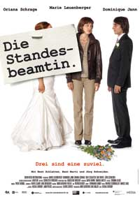 Will You Marry Us? - 27 x 40 Movie Poster - German Style A